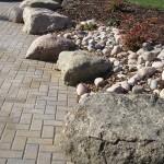 pavers, walkway, landscape