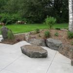 rocks, boulders, landscape
