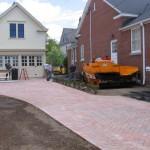 paver, driveway