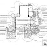 Design plan drafted by Susan Murphy-Jones