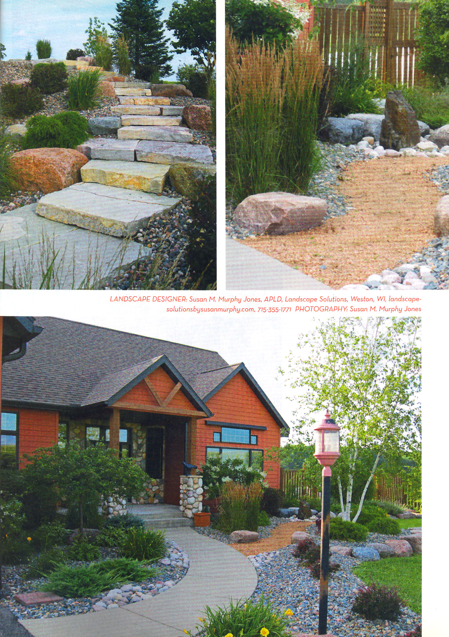 Backyard Solutions feeling curvy: backyard solutions magazine | landscape solutions