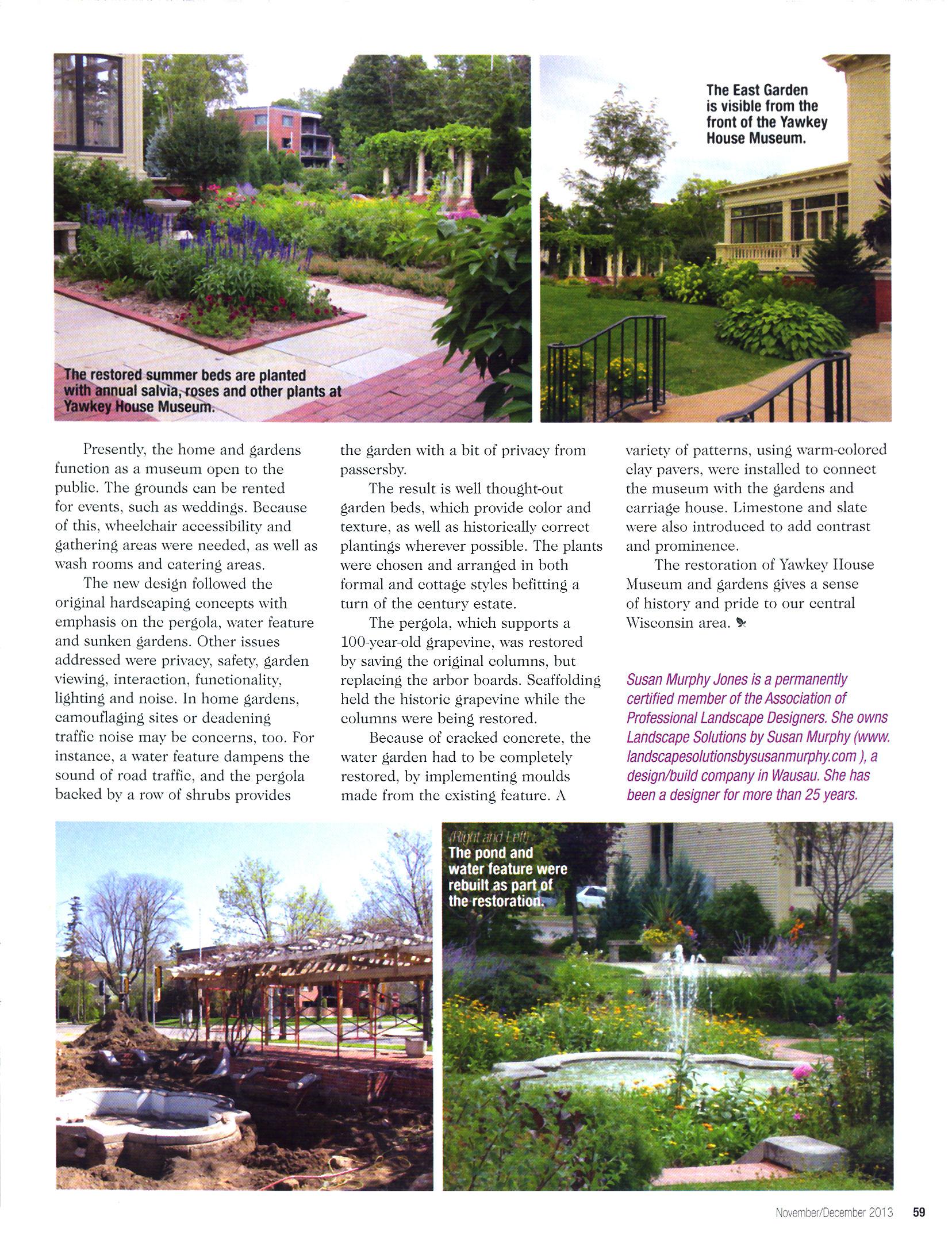 Merveilleux Original Plans Guide Landscape Restoration Original Plans Guide Landscape  Restoration